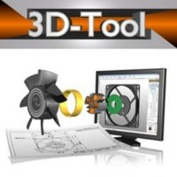 3D Tool CAD-Viewer