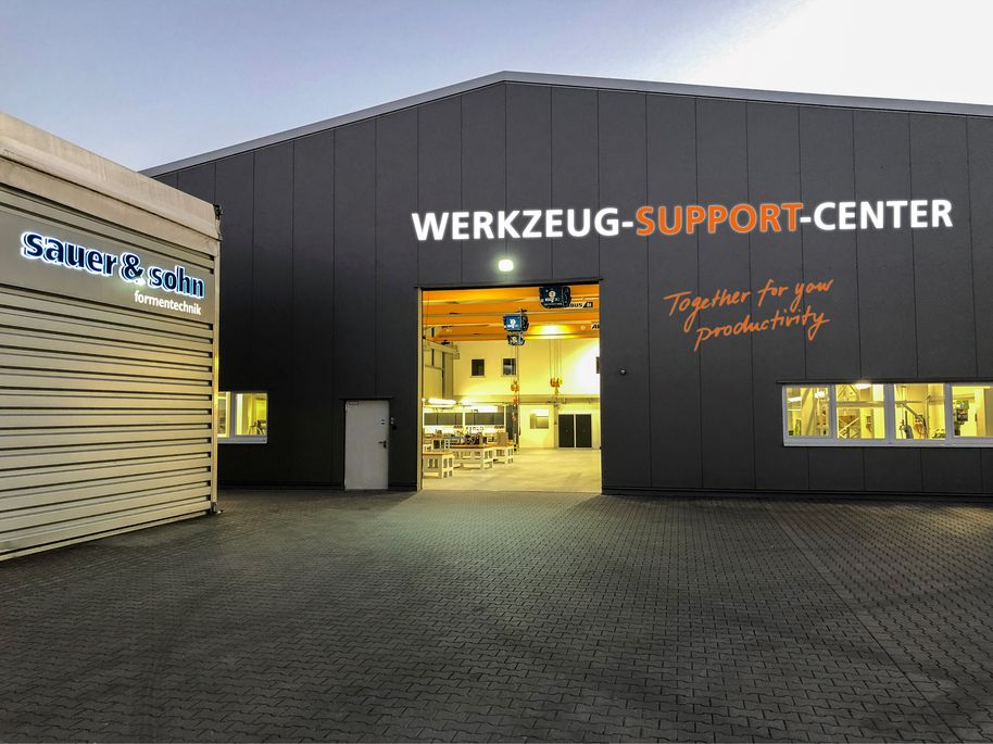 Werkzeug-Support-Center