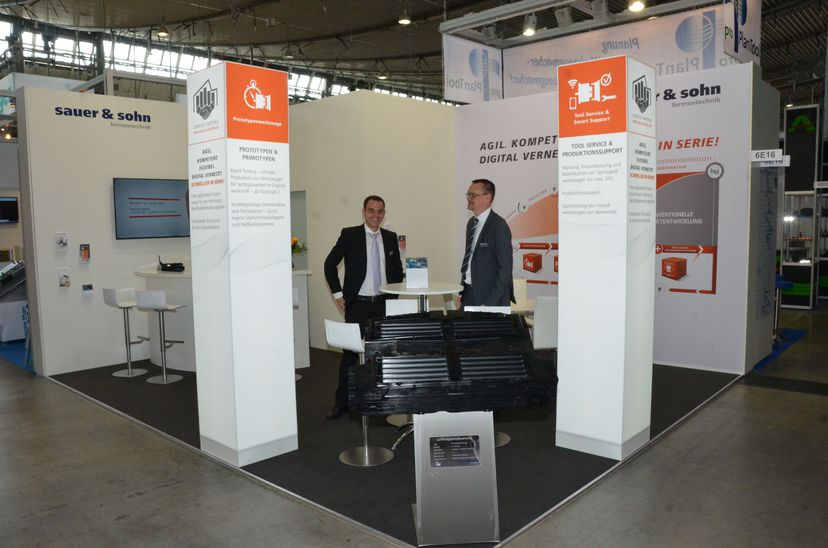 Moulding Expo 2017–Messerückblick