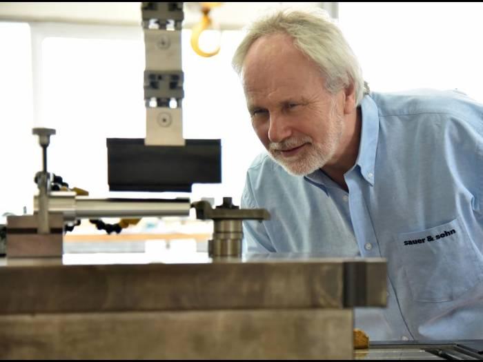 RUHESTAND Nach 50 Jahren verlässt Walter Kobilanski das Dieburger Unternehmen