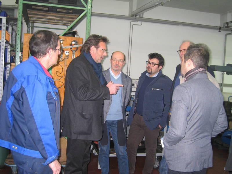 FPT Händler bei Sauer & Sohn