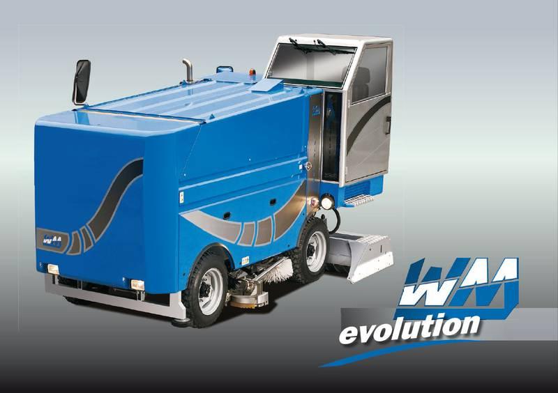 W.M. Eisaufbereitungsmaschinen