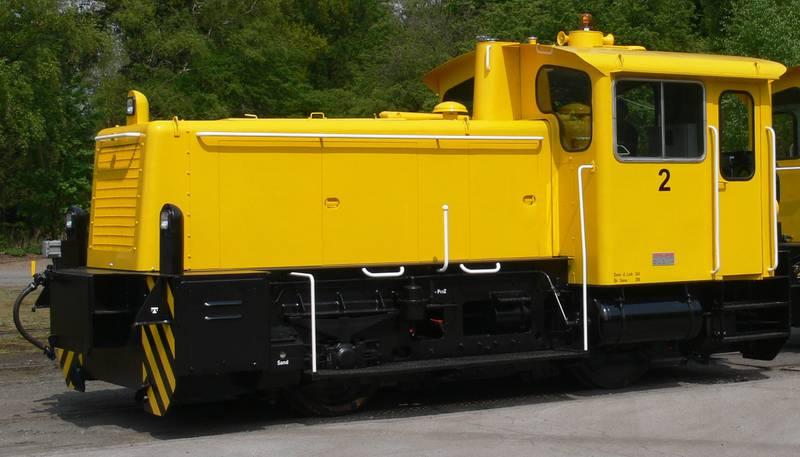 Antriebslösung für Bahnanwendungen